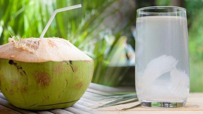 Coba Rutin Minum Air Kelapa 6 Hari Berturut Turut Ini Efek Positif Bagi Kesehatan Serambi Indonesia