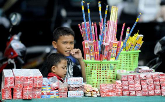 Tak Ada Perayaan Tahun Baru di Banda Aceh, Satpol PP dan Polisi Berjaga