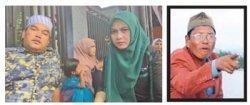 Komedian Aceh Mando Gapi Meninggal