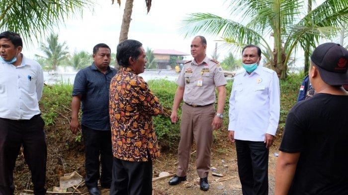 Abdullah Puteh Tinjau Sejumlah Lokasi Pemberdayaan Ekonomi di Abdya