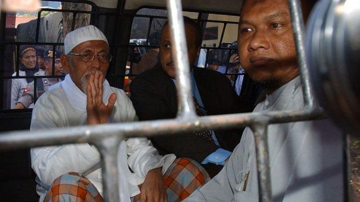 Abu Bakar Ba'asyir Bakal Bebas dari Penjara 7 Bulan Lagi, Kuasa Hukum: Mudah-mudahan Januari 2021