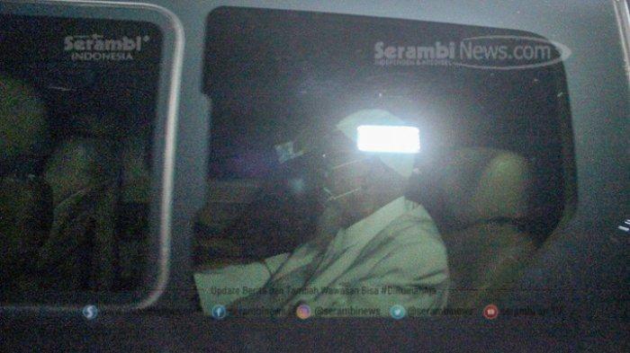 FOTO - Pembebasan Abu Bakar Baasyir Setelah Dihukum 15 Tahun Penjara di LP Khusus Gunung Sindur - abu-bakar-baasyir-5.jpg
