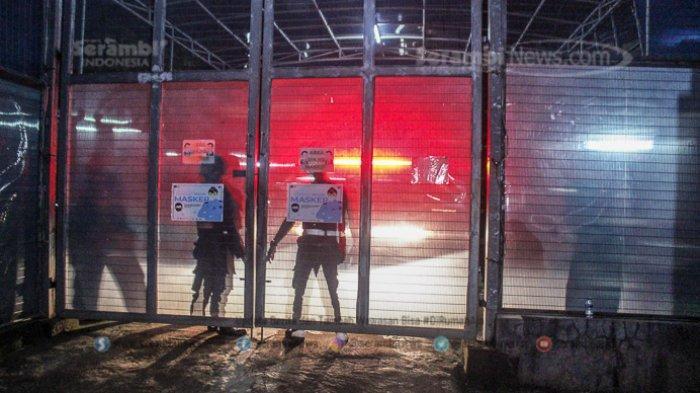 FOTO - Pembebasan Abu Bakar Baasyir Setelah Dihukum 15 Tahun Penjara di LP Khusus Gunung Sindur - abu-bakar-baasyir-71.jpg