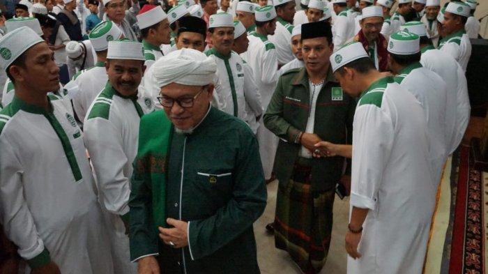 Wakil Rakyat Aceh, HRD Dukung Kegiatan Tastafi Jakarta, Ini Pesan Abu Mudi