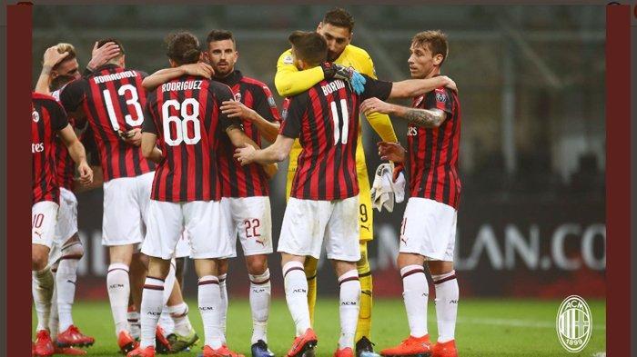 Empat Pemain Pesakitan AC Milan Malah Kompak Cetak Gol buat Negaranya