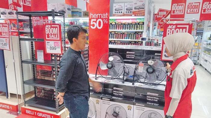 ACE Hardware Beri Diskon 10 % untuk Semua Produk - Serambi Indonesia