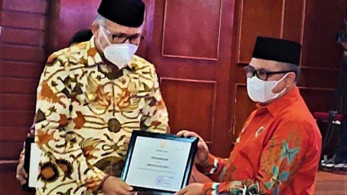 Aceh Barat Raih Penghargaan Kota Layak Anak