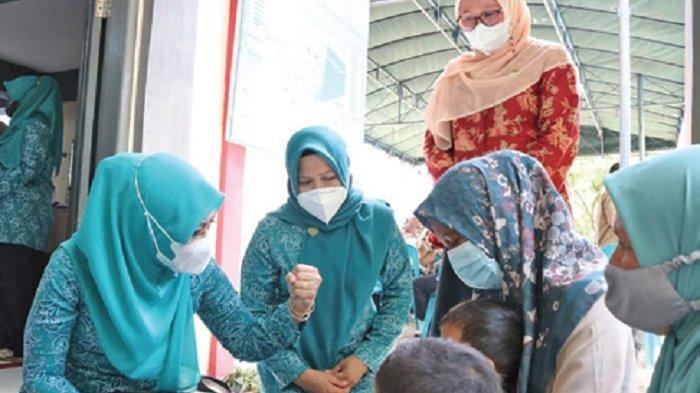 Aceh Besar Resmikan Pilot Project Rumah Gizi Gampong Di Lubuk Sukon