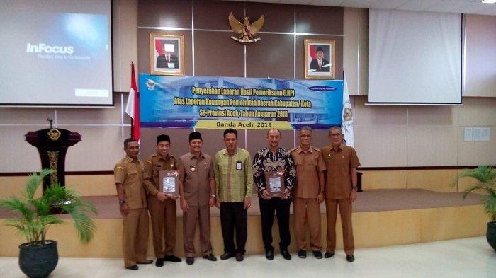 Aceh Besar Raih WTP ke-7