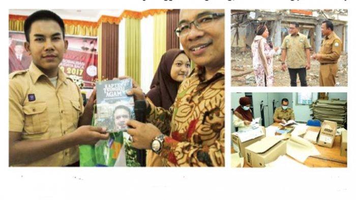 "Aceh Carong karena Pustaka Aceh ""Meugiwang"" karena Arsip"
