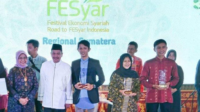 Perwakilan Aceh 'Natural Food' Juara Lomba Festival Ekonomi Syariah