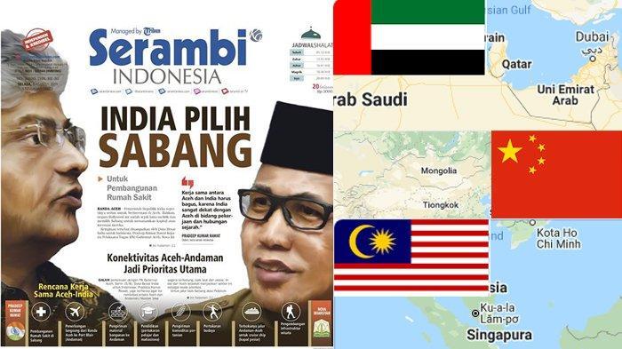 Dahsyat, Aceh Jadi Incaran Uni Emirat Arab, Cina, India, dan Malaysia
