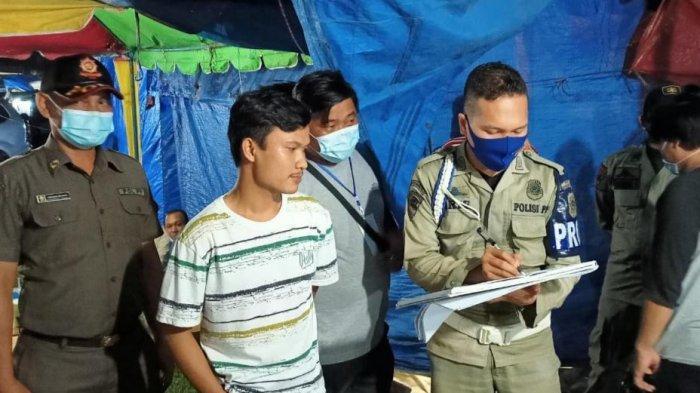 Satgas Covid-19 Aceh Singkil Gelar Operasi Yustisi,10 Pengunjung Ramadhan Fair Terjaring