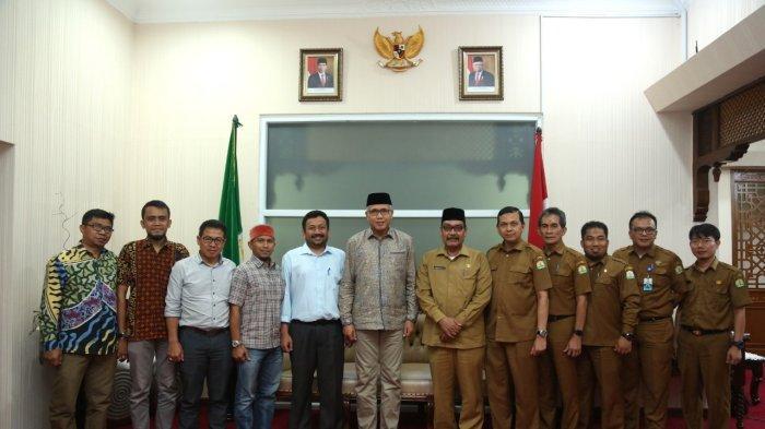 Plt Gubernur Dukung Aceh Segera Menjadi Smart Province