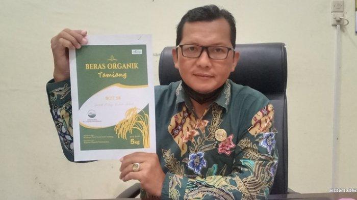 Beras Organik Tamiang Diakui Nasional