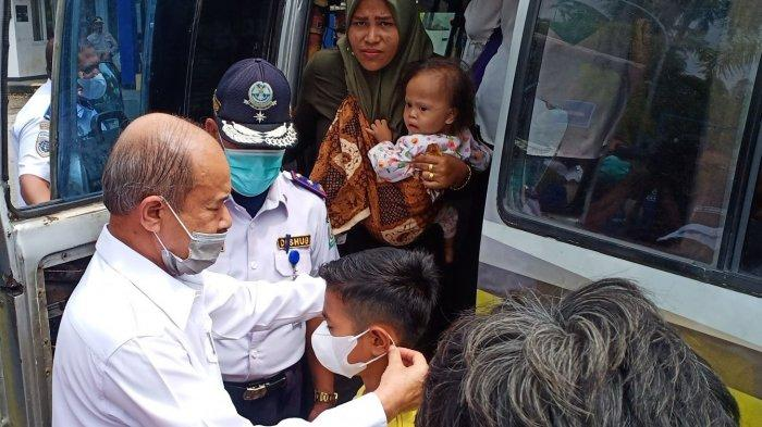 Penting! Masuk Aceh Tamiang Harus Tunjukkan Sertifikat Vaksin