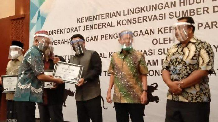 Pemkab Aceh Timur Raih Penghargaan Konservasi dari Kementerian LHK RI
