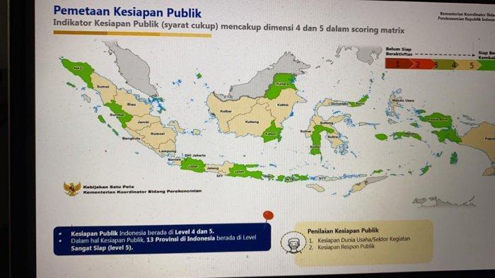 Diminta Terapkan New Normal, Ini Daftar 102 Kabupaten Zona Hijau Covid-19 dari Aceh Hingga Papua