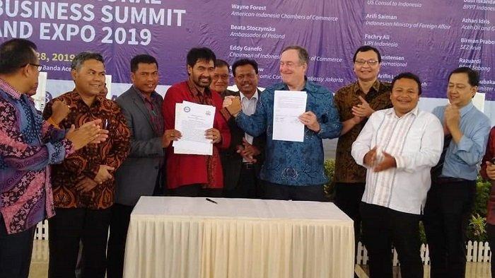 Aceh Bisa Manfaatkan Era Keemasan Abad Asia untuk Tingkatkan Ekspor dan Konektivitas Bisnis