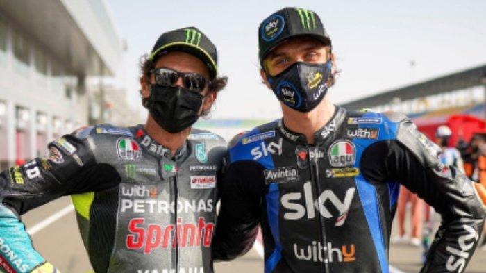 MotoGP Spanyol 2021 – Adik Rossi Ingin Balapan yang Menantang, Luca Marini: Saya Penasaran di Sini