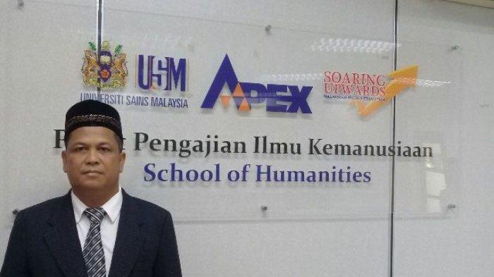 M Adli Abdullah  Raih Doktor di USM