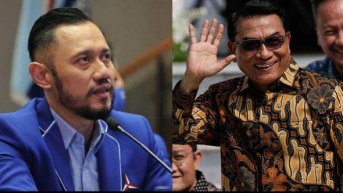 AHY Minta Presiden Jokowi Hingga Menkumham Yasonna H Laoly Tak Sahkan Pengurus Demokrat Versi KLB