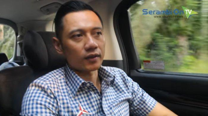Agus Harimurti Yudhoyono Sudah Resmi Jadi Wakil Ketua Umum Partai Demokrat