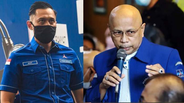 Penggagas KLB Demokrat Laporkan AHY ke Bareskrim Polri, Nama SBY Ikut Terseret