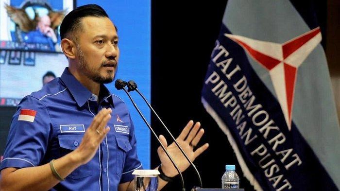 Permohonan Kubu Moeldoko Ditolak, AHY: Tidak Ada Dualisme Demokrat, Terima Kasih Pak Jokowi