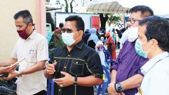 Aminullah Apresiasi Plt Gubernur Gelar Pasar Murah di Banda Aceh
