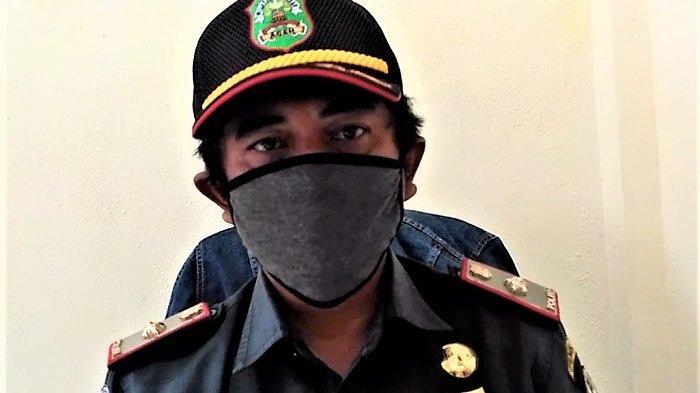 Aharis, Kabid WH, Kantor Satpol PP dan WH Aceh Barat.