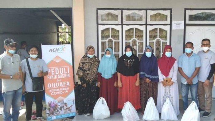 Sambut Idul Adha, Aceh Care Humanity Salurkan Bantuan untuk Dhuafa