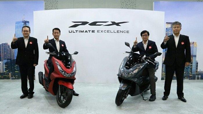AHM Luncurkan Generasi Terbaru All New Honda PCX, Begini Keunggulan dan Spesifikasinya