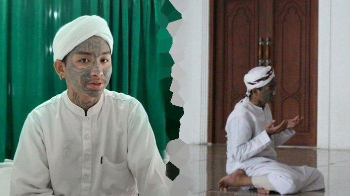 Kisah Ahmad Nur, Pemuda Bersorban dan Wajah Penuh Tato, Ingin Jadi Pendakwah, Hafiz 24 Juz Al-Qur'an