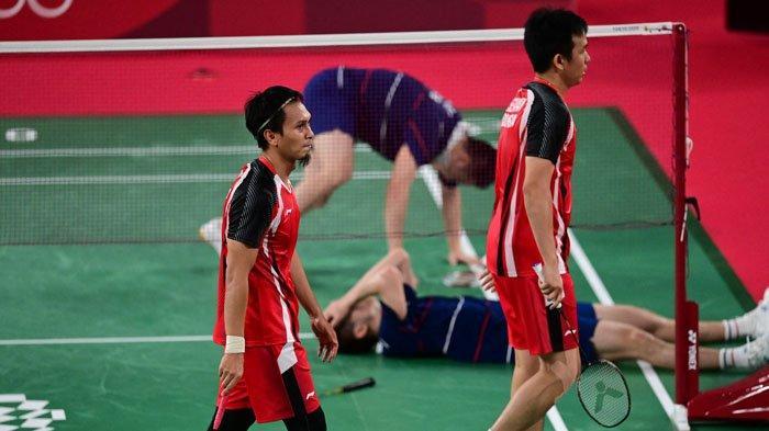 Daftar Sementara Peraih Medali Badminton Olimpiade Tokyo 2020 dan Permintaan Maaf Ahsan/Hendra