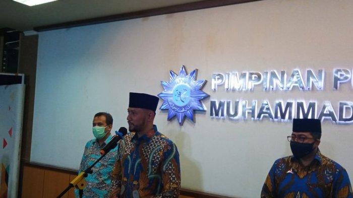 Ketua Umum Demokrat AHY Bertemu Ketum PP Muhammadiyah, Ini 4 Pesan Haedar Nashir