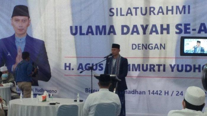 Dinyatakan Tenggelam, AHY Bersama Ulama Dayah Aceh Pimpin Doa untuk Awak KRI Nanggala 402