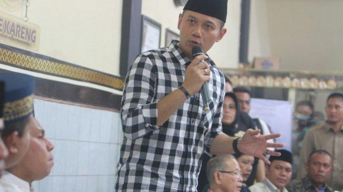 Nama AHY Menguat Jadi Ketua Tim Sukses Prabowo-Sandiaga Uno