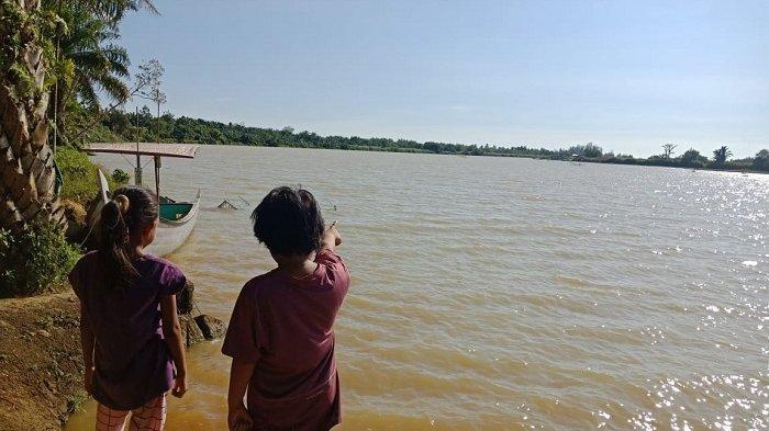 Air Krueng Woyla Keruh di Musim Kemarau, Warga Duga Ada Aktivitas Ini di Hulu Sungai