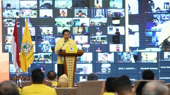 Di Hadapan Kader se-Jawa Tengah, Airlangga Hartarto: Saatnya Partai Golkar Jadi Nomor Satu