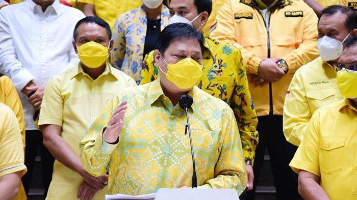 Dorongan Kader Sudah Kuat, CSIS: Airlangga Punya Jaringan Politik dan Ekonomi Untuk Jadi Capres