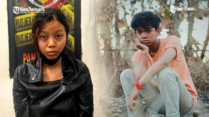 Gadis 19 Tahun Bunuh Selebgram AriPratama Mengaku Hamil, AisyahAlfika Ternyata Bohong