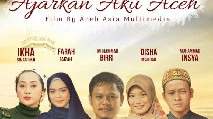 Peringati 15 Tahun Tsunami, Aceh Bergerak Gelar Gala Premiere Film Ajarkan Aku Aceh