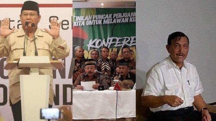 Kabar Aksi Demo 22 Mei, Para Jenderal Akan Turun ke Jalan, Pesan Prabowo & Luhut Soal Peluru