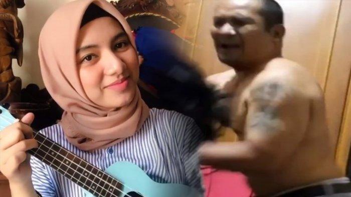 Ayah Nyaris Bunuh Putrinya, Pria Bertato Ini Diamankan Polisi di Rumah Kerabat di Medan