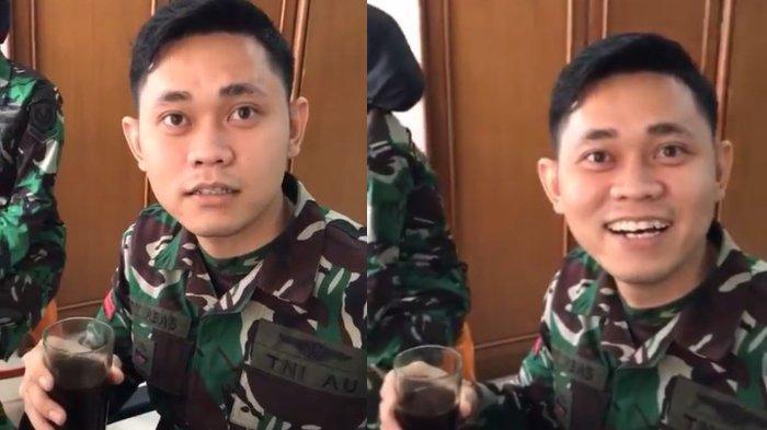 Viral Video Seorang TNI Diminta Minum Kopi, Cicipan Pertama Pahit, Kedua Malah Manis, Kok Bisa?
