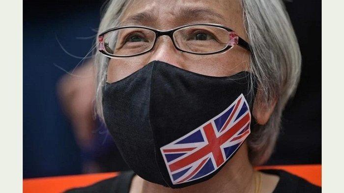 Seorang Nenek Nekad Gelar Demonstrasi Tunggal, Kutuk Pembantaian di Lapangan Tiananmen