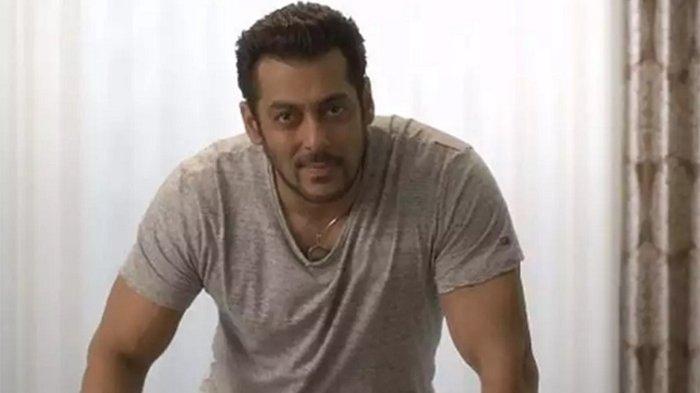 Salman Khan Pasang Lakban di Bibir Ketika Dipaksa Cium Lawan Main, Tak Mau Perankan Adegan Ciuman