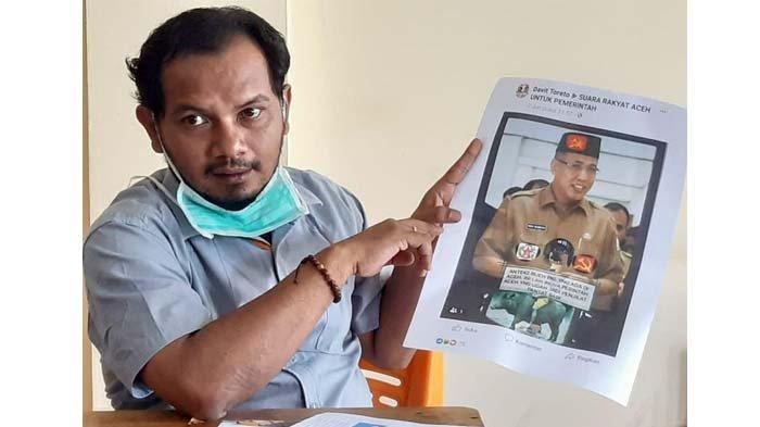 Plt Gubernur Aceh Disebut Antek PKI, Koalisi NGO HAM: Usut Tuntas, Ini Bisa Picu Konflik Horizontal
