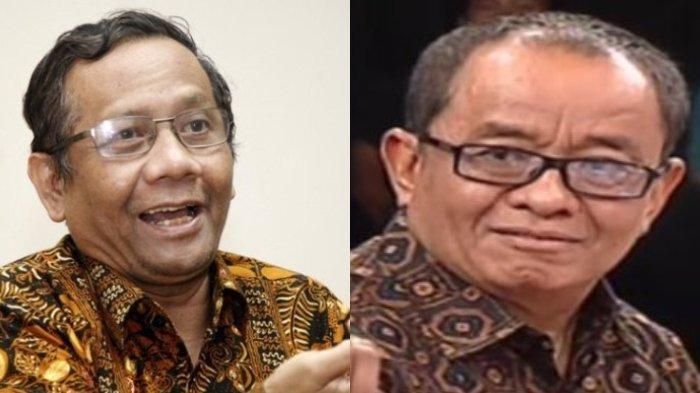 Akun Twitter Said Didu Dihack & Fitnah Ustaz Abdul Somad, Mahfud MD: Akun Dahlan Iskan juga Dibajak